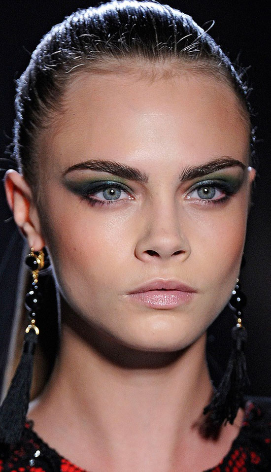 25 Best Green Smokey Eye Make Up Ideas Looks Pictures 24 25 Best Green Smokey Eye Make Up Ideas, Looks & Pictures