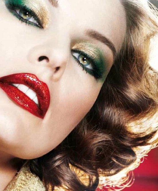 25 Best Green Smokey Eye Make Up Ideas Looks Pictures 25 25 Best Green Smokey Eye Make Up Ideas, Looks & Pictures