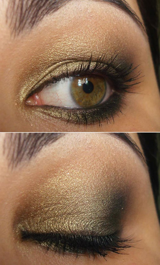 25 Best Green Smokey Eye Make Up Ideas Looks Pictures 4 25 Best Green Smokey Eye Make Up Ideas, Looks & Pictures