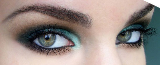 25 Best Green Smokey Eye Make Up Ideas Looks Pictures 6 25 Best Green Smokey Eye Make Up Ideas, Looks & Pictures