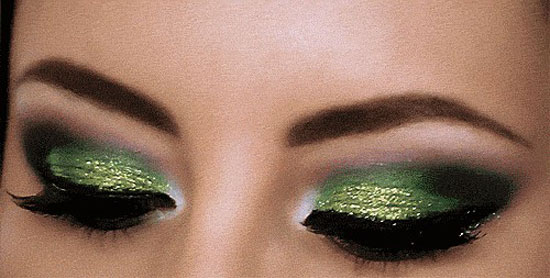 25 Best Green Smokey Eye Make Up Ideas Looks Pictures 8 25 Best Green Smokey Eye Make Up Ideas, Looks & Pictures