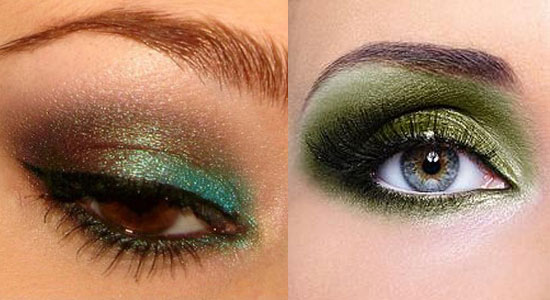 25 Best Green Smokey Eye Make Up Ideas Looks Pictures 9 25 Best Green Smokey Eye Make Up Ideas, Looks & Pictures
