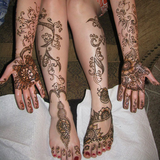 40 Best Eid Mehndi Designs Henna Patterns For Full Hands Feet 2012 1 40 Best Eid Mehndi Designs & Henna Patterns For Full Hands & Feet 2012