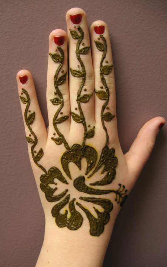 40 Best Eid Mehndi Designs Henna Patterns For Full Hands Feet 2012 14 40 Best Eid Mehndi Designs & Henna Patterns For Full Hands & Feet 2012