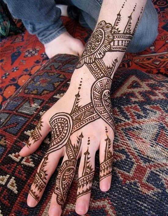 40 Best Eid Mehndi Designs Henna Patterns For Full Hands Feet 2012 17 40 Best Eid Mehndi Designs & Henna Patterns For Full Hands & Feet 2012