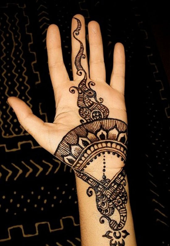 40 Best Eid Mehndi Designs Henna Patterns For Full Hands Feet 2012 19 40 Best Eid Mehndi Designs & Henna Patterns For Full Hands & Feet 2012