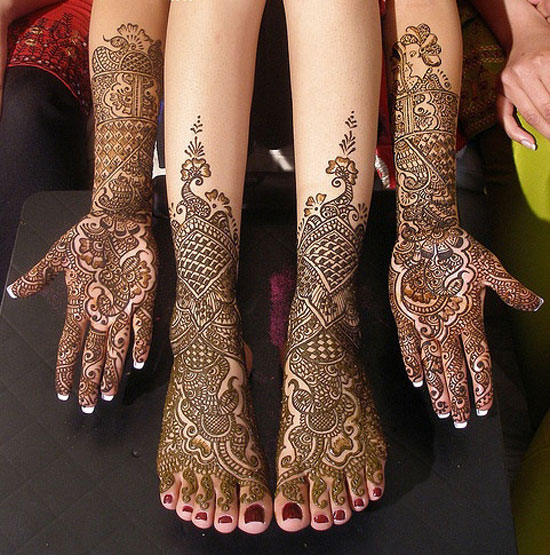 40 Best Eid Mehndi Designs Henna Patterns For Full Hands Feet 2012 2 40 Best Eid Mehndi Designs & Henna Patterns For Full Hands & Feet 2012