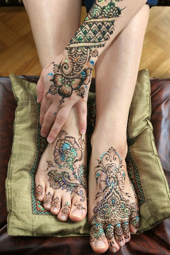 40 Best Eid Mehndi Designs Henna Patterns For Full Hands Feet 2012 3 40 Best Eid Mehndi Designs & Henna Patterns For Full Hands & Feet 2012