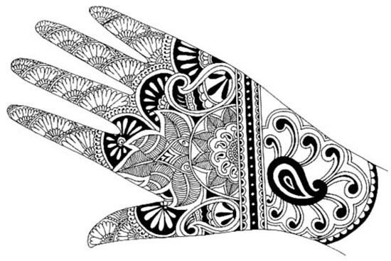 40 Best Eid Mehndi Designs Henna Patterns For Full Hands Feet 2012 40 40 Best Eid Mehndi Designs & Henna Patterns For Full Hands & Feet 2012