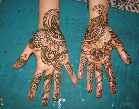 40 Best Eid Mehndi Designs Henna Patterns For Full Hands Feet 2012 6 40 Best Eid Mehndi Designs & Henna Patterns For Full Hands & Feet 2012