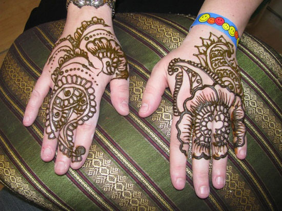 40 Best Eid Mehndi Designs Henna Patterns For Full Hands Feet 2012 8 40 Best Eid Mehndi Designs & Henna Patterns For Full Hands & Feet 2012