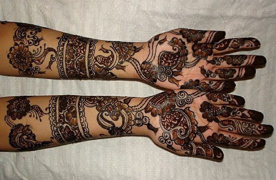 40 Best Eid Mehndi Designs Henna Patterns For Full Hands Feet 2012 9 40 Best Eid Mehndi Designs & Henna Patterns For Full Hands & Feet 2012