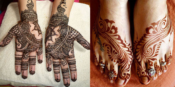 Mehndi Tattoo Photos Pictures Pics Images 2013