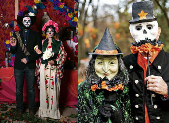 15 Scary Creative Yet Unique Halloween Costume Inspirational Ideas 2012 For Couples 14 15 Scary, Creative Yet Unique Halloween Costume Inspirational Ideas 2012 For Couples