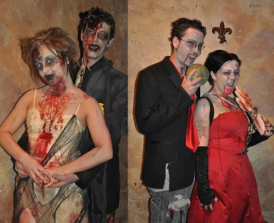 15 Scary Creative Yet Unique Halloween Costume Inspirational Ideas 2012 For Couples 15 15 Scary, Creative Yet Unique Halloween Costume Inspirational Ideas 2012 For Couples