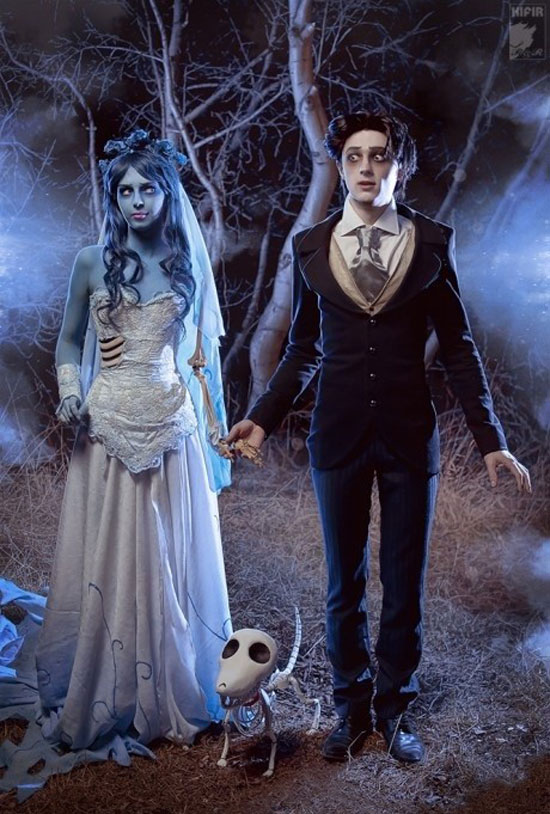 15 Scary Creative Yet Unique Halloween Costume Inspirational Ideas 2012 For Couples 2 15 Scary, Creative Yet Unique Halloween Costume Inspirational Ideas 2012 For Couples