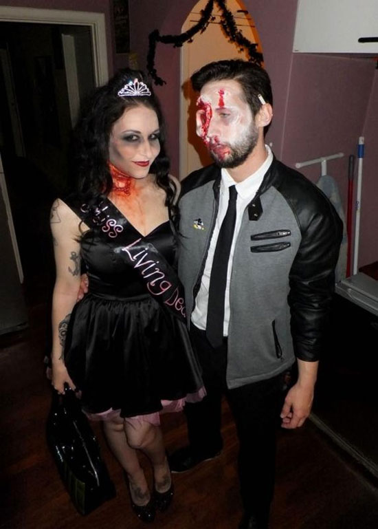 15 Scary Creative Yet Unique Halloween Costume Inspirational Ideas 2012 For Couples 3 15 Scary, Creative Yet Unique Halloween Costume Inspirational Ideas 2012 For Couples