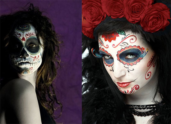 15-Scary-Halloween-Face-Make-Up-Looks-Ideas-9