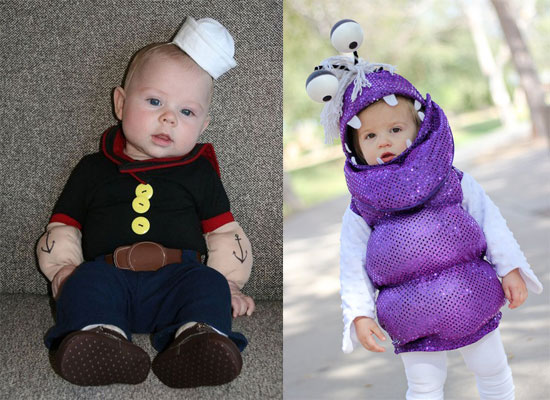 20 Best Creative Yet Cool Halloween Costume Ideas For Babies Kids 14 20 Best, Creative Yet Cool Halloween Costume Ideas 2012 For Babies & Kids