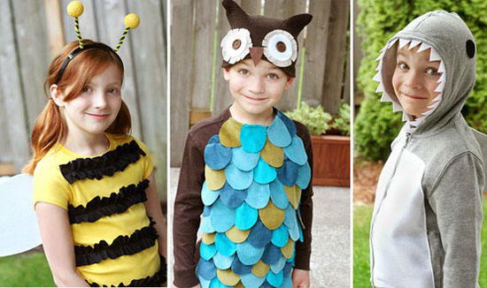 20 Best Creative Yet Cool Halloween Costume Ideas For Babies Kids 15 20 Best, Creative Yet Cool Halloween Costume Ideas 2012 For Babies & Kids