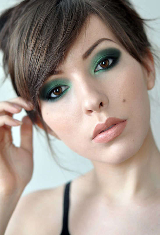 20 Best Summer Make Up Looks Ideas For Girls 2012 13 20 Best Summer Make Up Looks & Ideas For Girls 2012