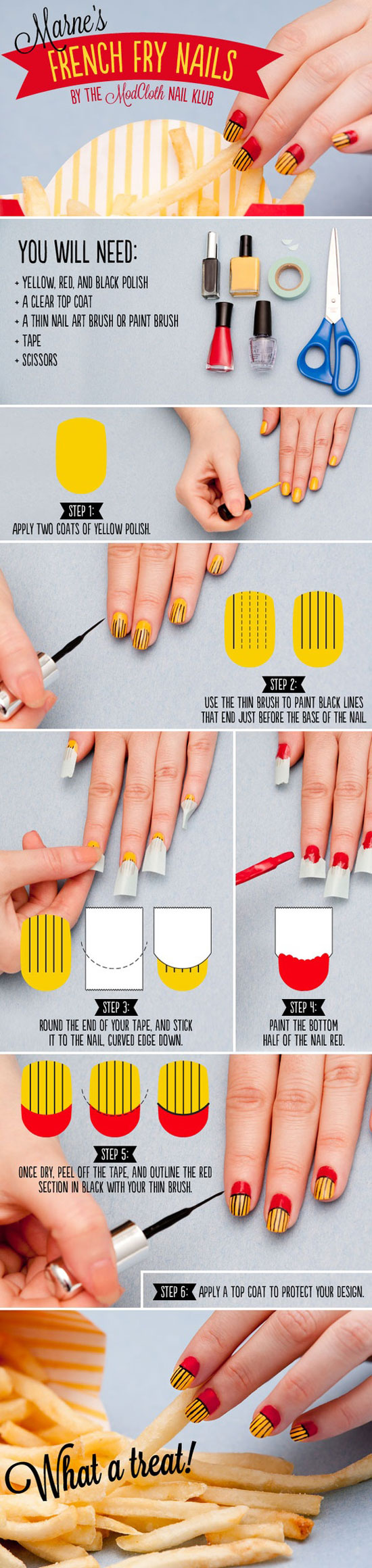 25-Best-Easy-Nail-Art-Tutorials-2012-For-Beginners-Learners-17