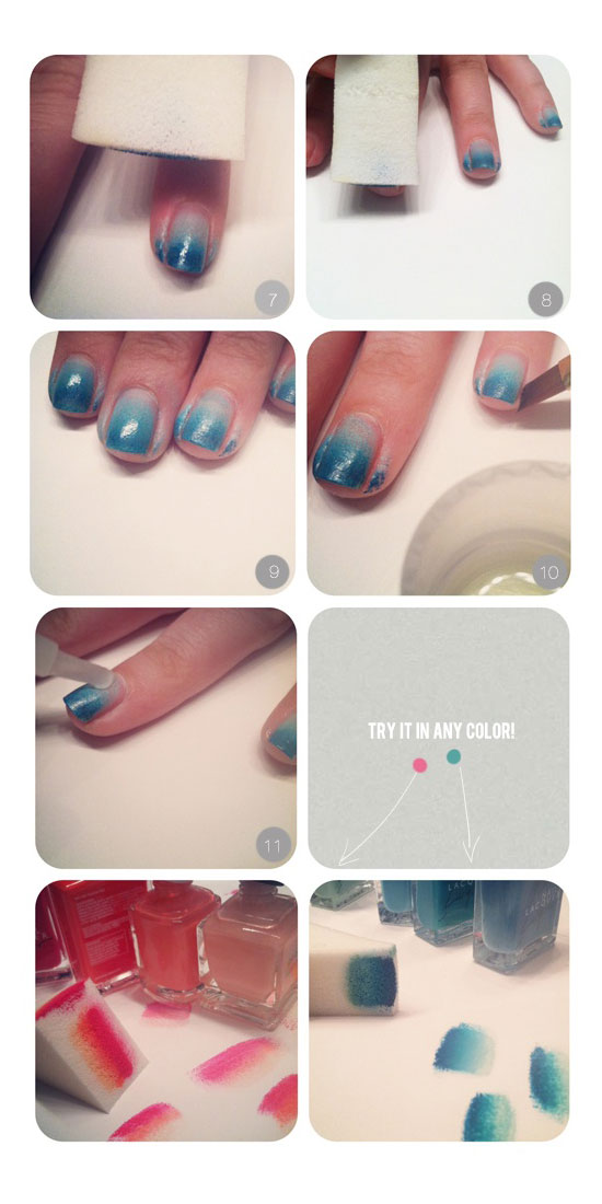 25-Best-Easy-Nail-Art-Tutorials-2012-For-Beginners-Learners-19