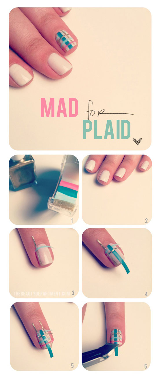 25-Best-Easy-Nail-Art-Tutorials-2012-For-Beginners-Learners-2