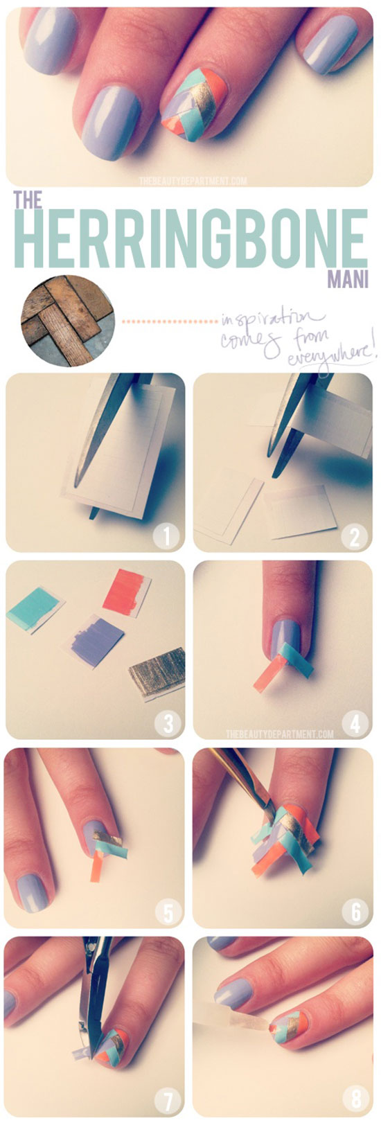 25-Best-Easy-Nail-Art-Tutorials-2012-For-Beginners-Learners-3