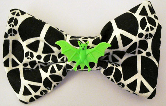 30 Best Scary Unique Halloween Hair Bows Clips 2012 For Girls Kids 30 30 Best, Scary & Unique Halloween Hair Bows & Clips 2012 For Girls & Kids