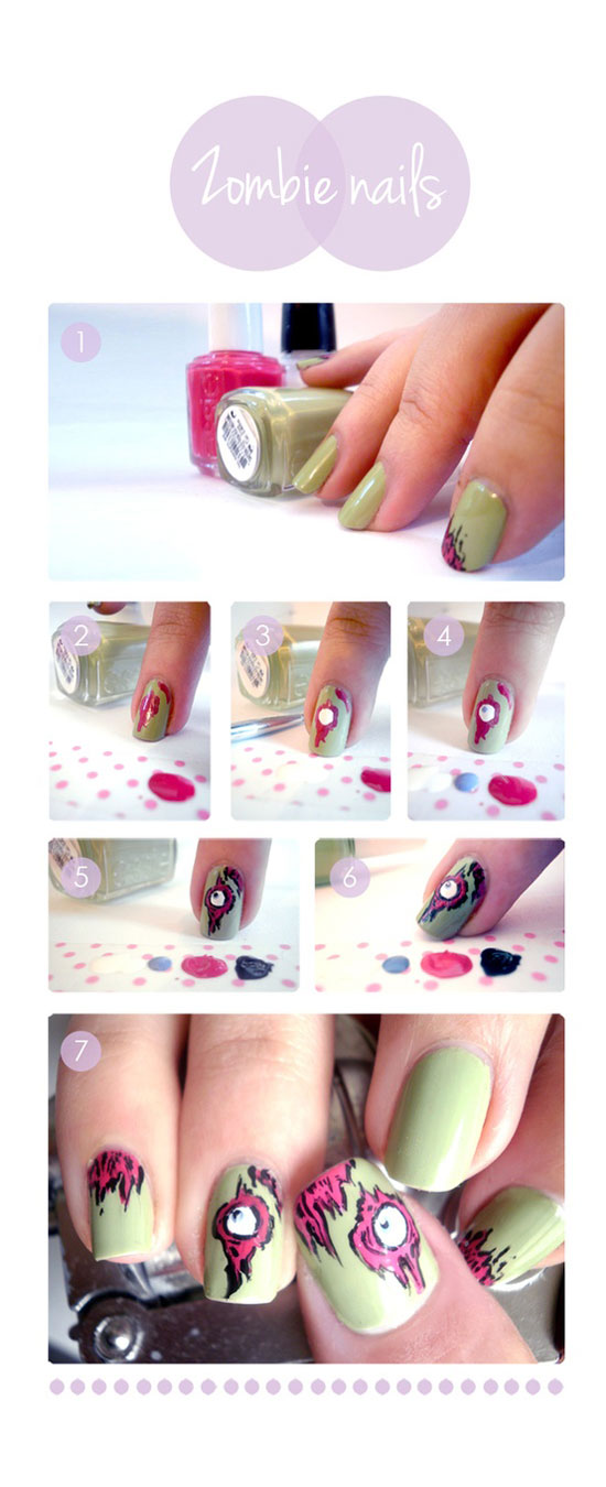 Simple-Easy-Scary-Halloween-Nail-Art-Designs-Ideas-2012-For-Beginners-Learners-1