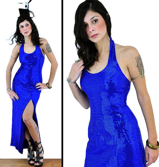 20 Best Christmas Dresses Costumes Outfits 2012 For Teen Girls Women 4 20 Best Christmas Dresses, Costumes & Outfits 2012 For Teen Girls & Women