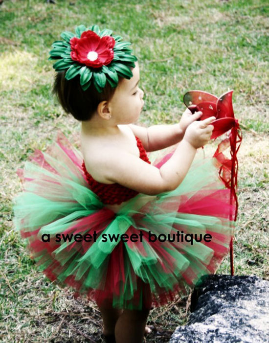 25 Best Christmas Costumes Outfit Ideas 2012 For Newborn Baby Girls Kids 13 25 Best Christmas Costumes & Outfit Ideas 2012 For Newborn Baby Girls & Kids