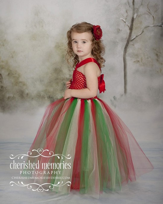 25 Best Christmas Costumes Outfit Ideas 2012 For Newborn Baby Girls Kids 16 25 Best Christmas Costumes & Outfit Ideas 2012 For Newborn Baby Girls & Kids