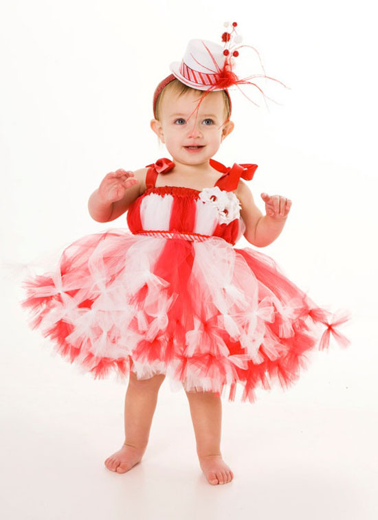 25 Best Christmas Costumes Outfit Ideas 2012 For Newborn Baby Girls Kids 19 25 Best Christmas Costumes & Outfit Ideas 2012 For Newborn Baby Girls & Kids