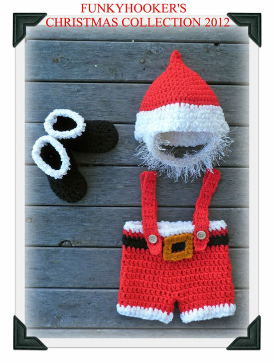 25 Best Christmas Costumes Outfit Ideas 2012 For Newborn Baby Girls Kids 2 25 Best Christmas Costumes & Outfit Ideas 2012 For Newborn Baby Girls & Kids