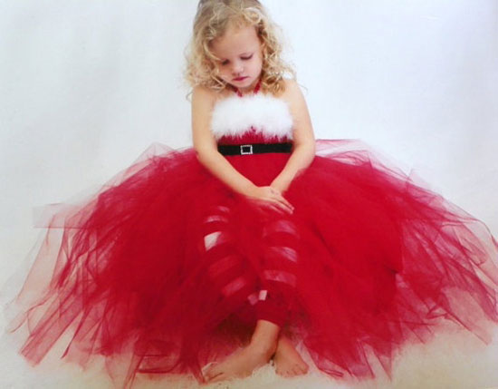 25 Best Christmas Costumes Outfit Ideas 2012 For Newborn Baby Girls Kids 24 25 Best Christmas Costumes & Outfit Ideas 2012 For Newborn Baby Girls & Kids