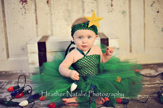 25 Best Christmas Costumes Outfit Ideas 2012 For Newborn Baby Girls Kids 6 25 Best Christmas Costumes & Outfit Ideas 2012 For Newborn Baby Girls & Kids