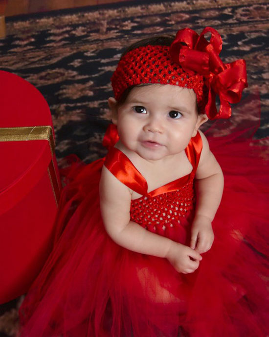 25 Best Christmas Costumes Outfit Ideas 2012 For Newborn Baby Girls Kids 7 25 Best Christmas Costumes & Outfit Ideas 2012 For Newborn Baby Girls & Kids