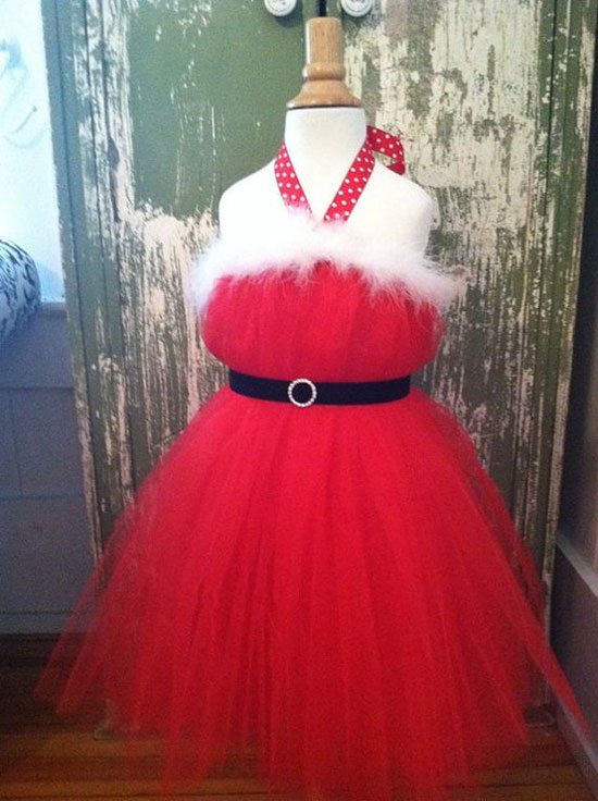 15 awesome christmas costumes dresses amp outfits 2012 for newborn baby