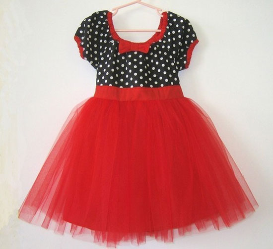 Christmas costumes dresses outfits 2012 for newborn baby girls kids 15