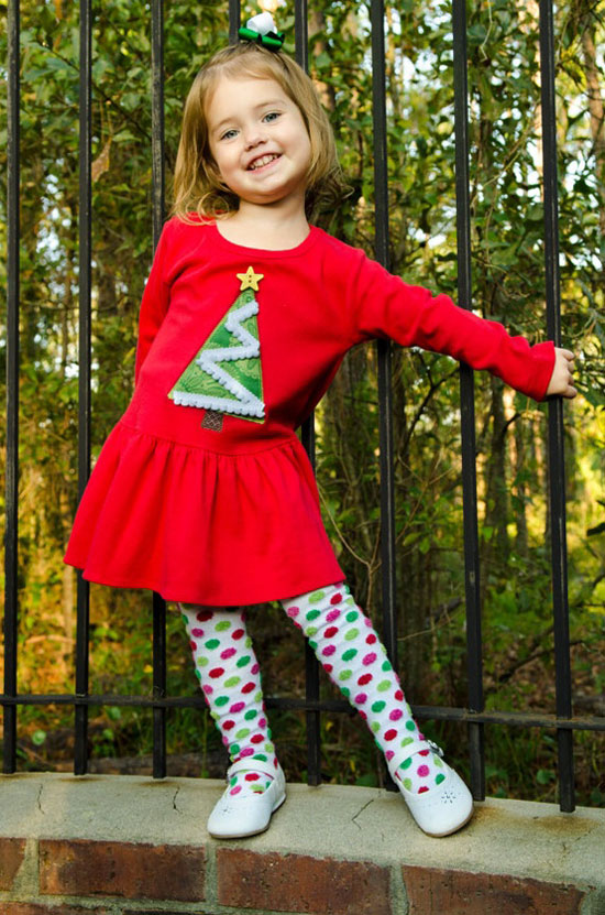 15-Beautiful-Cute-Christmas-Dresses-Outfits-2012-For-Newborn-Baby-Girls-Kids-14