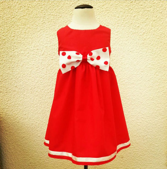 15-Beautiful-Cute-Christmas-Dresses-Outfits-2012-For-Newborn-Baby-Girls-Kids-9