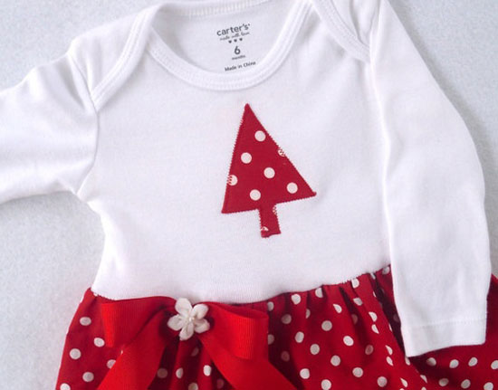 Amazing christmas dresses outfits 2012 for toddlers baby girls kids 4