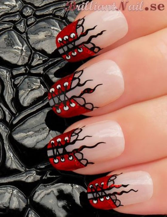 10-Creative-Happy-New-Year-Eve-Nail-Art-Designs-20122013-4