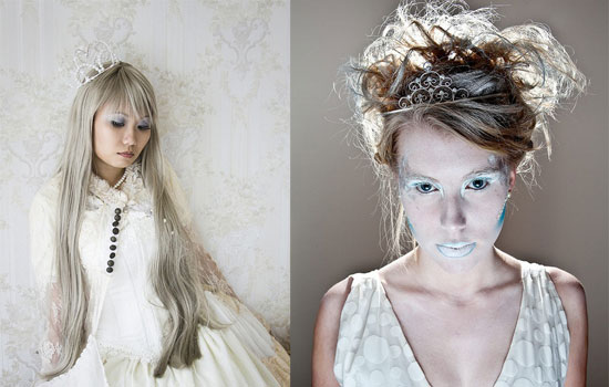 http://girlshue.com/wp-content/uploads/2012/12/10-Frozen-Ice-Snow-Queen-White-Winter-Make-Up-Ideas-2012-For-Girls-10.jpg