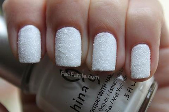 15 Cool Simple Easy Winter Nail Art Designs Ideas 20122013 13 15 Cool, Simple & Easy Winter Nail Art Designs & Ideas 2012/2013