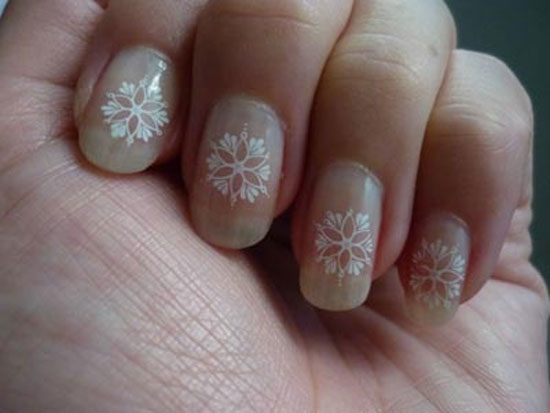 Easy Winter Nail Designs Nail Designs Hair Styles Tattoos And