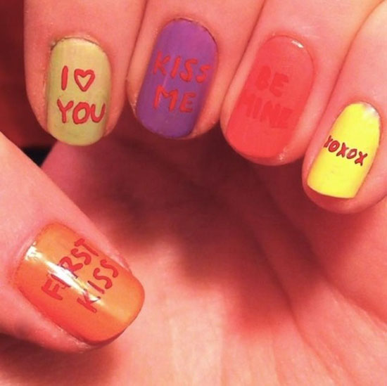 Top 10 Nail Art Designs 2013 Hession Hairdressing