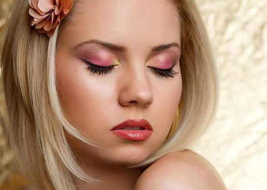 15 Amazing Valentines Day Face Make Up Ideas looks 2013 For Girls 6 15 Amazing Valentine's Day Face Make Up Ideas & looks 2013 For Girls